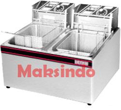 JUAL mesin deep fryer listrik 89 maksindo Mesin Deep Fryer (penggoreng) Listrik