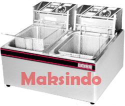 TOKO mesin deep fryer listrik 82 maksindo Mesin Deep Fryer (penggoreng) Listrik