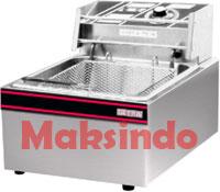 mesin deep fryer listrik 5lt maksindo Mesin Deep Fryer (penggoreng) Listrik