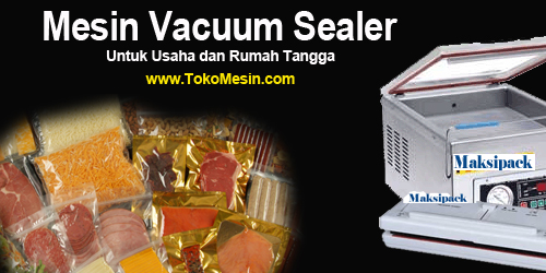 mesin vacuum sealer makanan Mesin Vacuum Sealer Untuk Kemasan Vakum Makanan